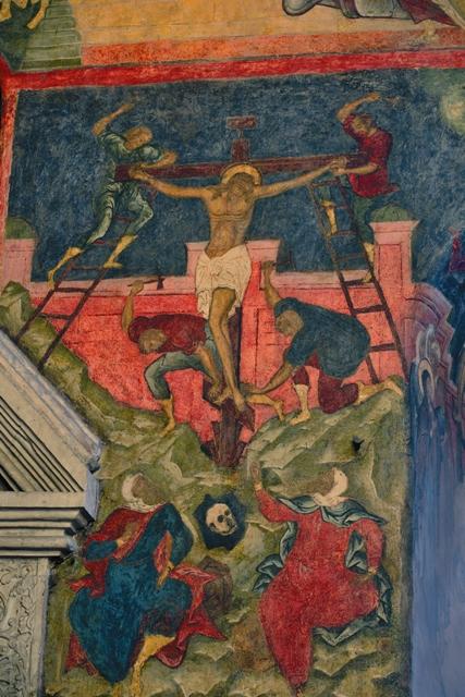 Для Ушакова Троицкая церковь стала любимой, и многие годы потом он своими иконами стремился дополнить ее благолепие