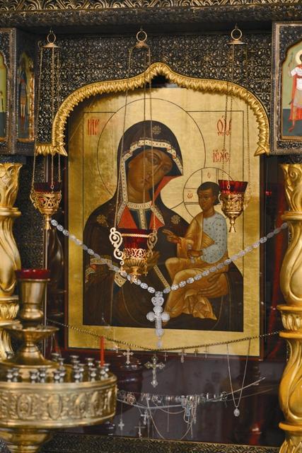 Чудотворная Грузинская икона Божией Матери