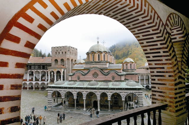 Рыльский монастырь