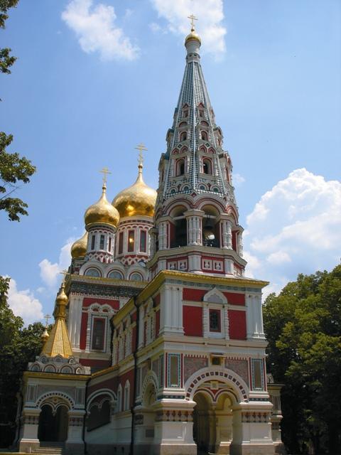 Храм-памятник Рождества  Христова (Шипка)