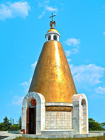 Храм-часовня на Сапун-горе