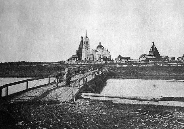 Иоанно-Богословский сурский монастырь