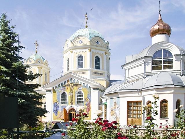 Троицкий монастырь в Симферополе