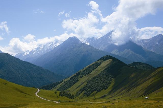 Древнейшая христианская церковь на территории современной России находится высоко в горах в Ингушетии