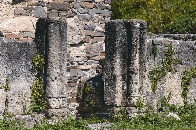 Когда-то эти колонны были частью храма