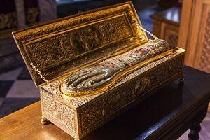 Около миллиона россиян поклонилось мощам Георгия Победоносца