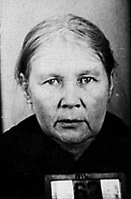 Монахиня Александра Ларюшева в тюрьме