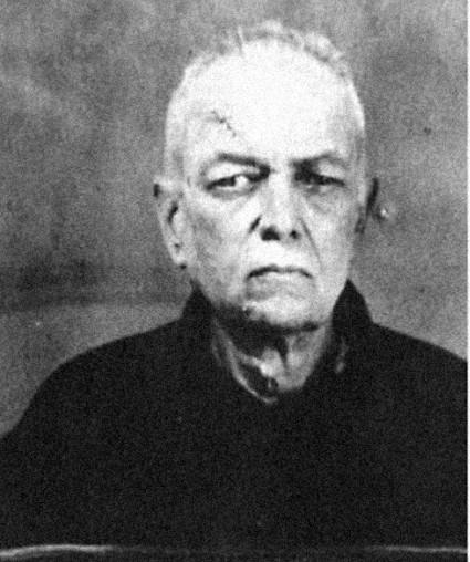 Епископ Лука в тюрьме. 1939 г.