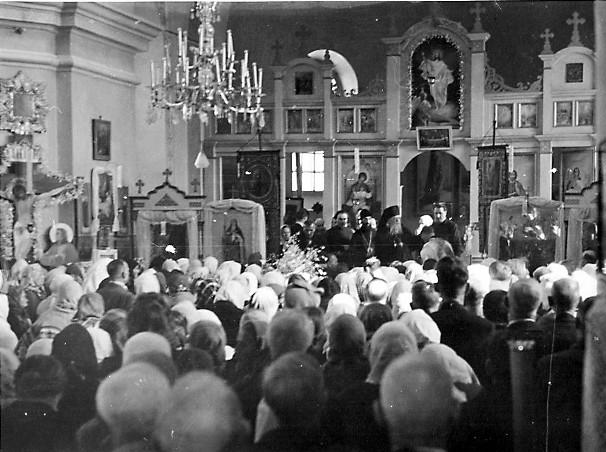 Проповеди святителя Луки симферопольцы помнили дисятилетия