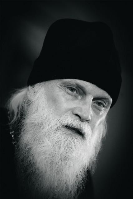Отец Гавриил (Бунге). Фото Владимира Орлова
