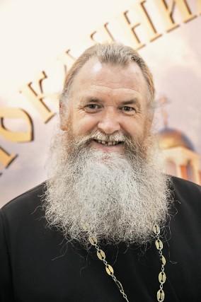 Отец Павел Балин - настоятель храма Святых Прокопия и Иоанна Устюжских