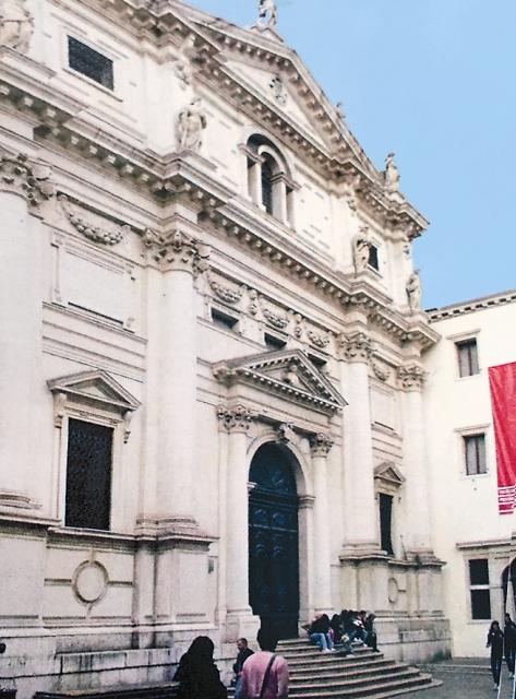 Храм Христа Спасителя – один из старейших в городе