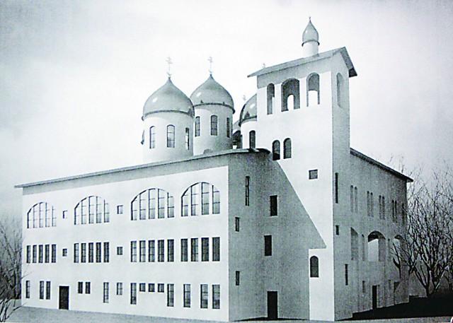 Новый проект храма на Ходынском поле