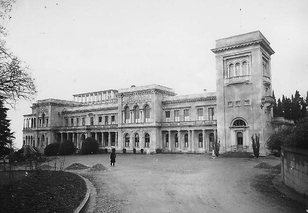 Ливадийский дворец. Любимое место отдыха царской семьи