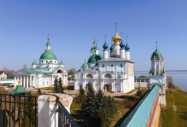Спасо-Иаковлевский Димитриевский мужской монастырь