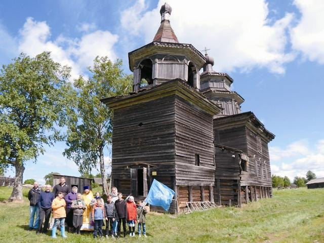Проект по возрождению деревянных храмов Русского Севера приглашает добровольцев в летние экспедиции