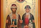 Жизнь благоверных супругов Димитрия Евдокии была примером супружеской верности и согласия
