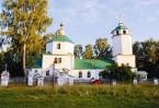 Храм Покрова Пресвятой Богородицы в поселке Сынтул