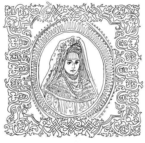 Впервые на великокняжеский престол взошла женщина из сословия служилых людей – Соломония была дочерью писца из Новгородской земли