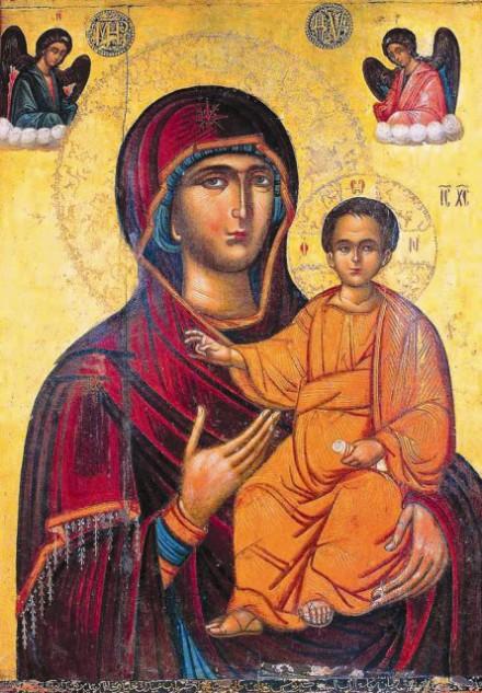 Хаматурская икона Божией Матери