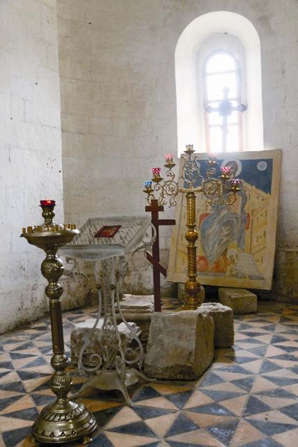 Екатерининский придел. реставрация почти закончена