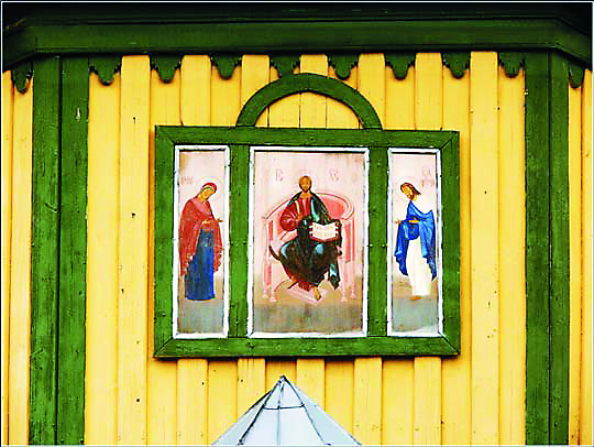 Храм в селе Даньково