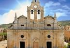 Во времена турецкого владычества только монастырь Аркади на всем Крите имел право звонить в колокола