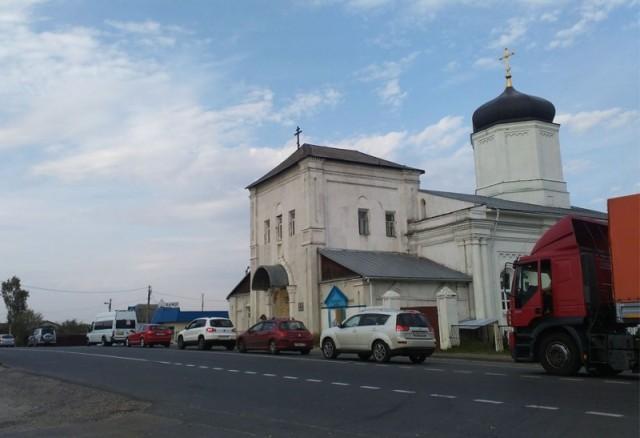 Храм Успения Богородиц