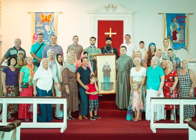 Церковные общины для православных переселенцев всегда были настоящими оазисами на чужой земле