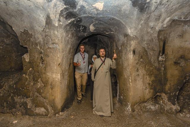 На неприметных улочках Святого града есть немало древних монастырей, о которых редко рассказывают паломникам