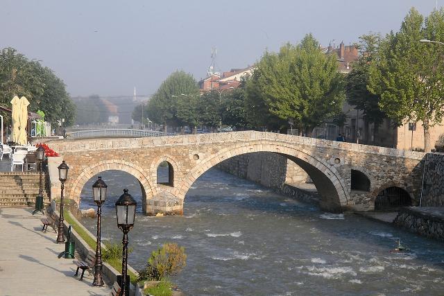 Каменный мост через призренскую Быстрицу