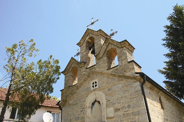 Храм святого Стефана в Великой Хоче