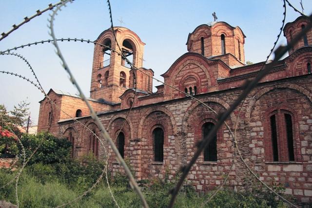 Этот край издревле был духовной колыбелью сербского народа. Но сегодня одно только упоминание о нем болью отзывается в сердце – лежат в руинах сотни православных храмов и монастырей