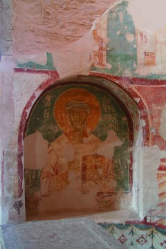 Фрески в храме Спаса-на-Нередице