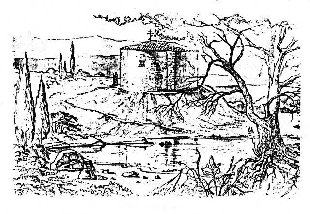 Ильинский храм в начале ХХ века