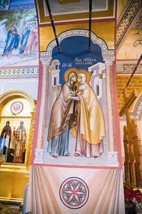 Фрески Троицкого храма