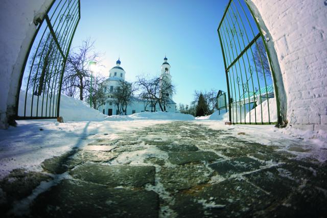 Церковь Введения Пресвятой Богородицы в Спирово