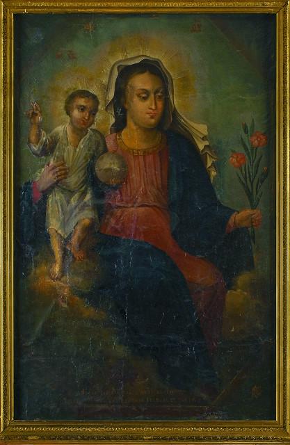 """Образ Божией Матери """"Неувядаемый цвет"""""""