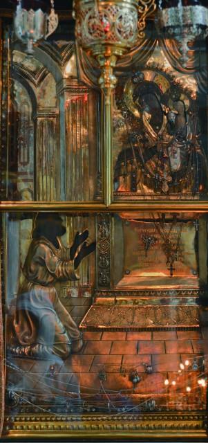 """Чудотворный образ Божией Матери """"Нечаянная радость"""" - один из самых почитаемых в Москве"""