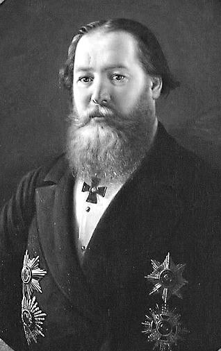 староста храма Петр Ионович Губонин