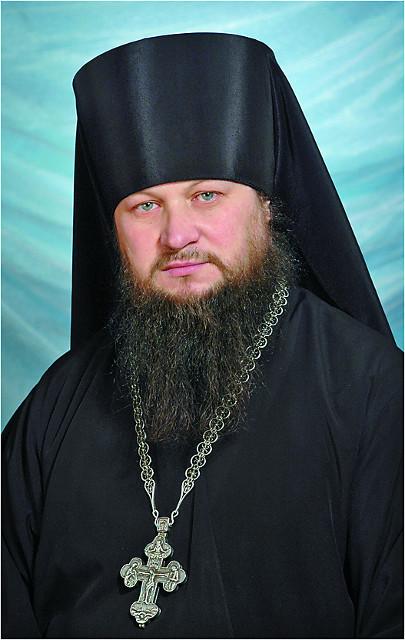 Наместник Георгиевского монастыря игумен Георгий (Евдачев)