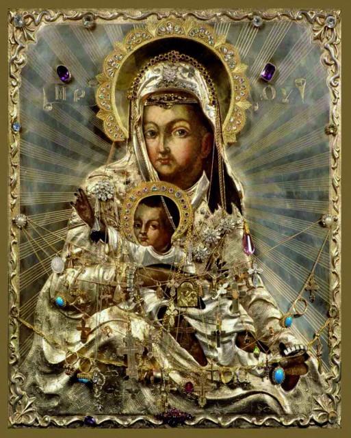 Чудотворная икона Божией Матери «Милостивая»