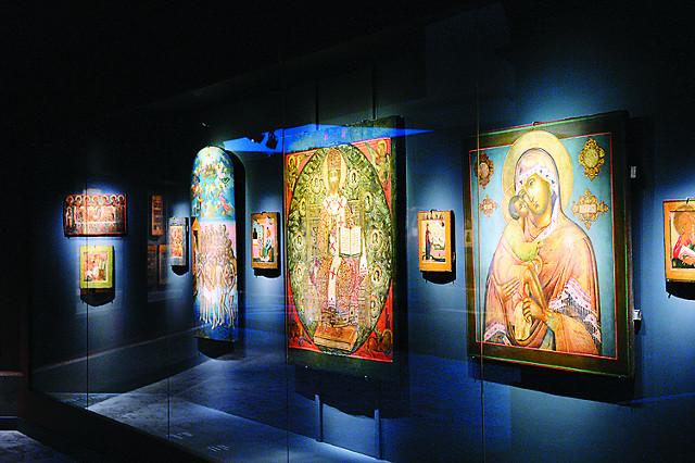 Патриарший музей церковного искусства открыт ежедневно с 10.00 до 17.00