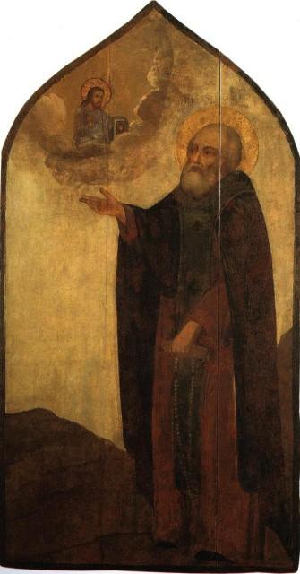Преподобный Савва Сторожевский