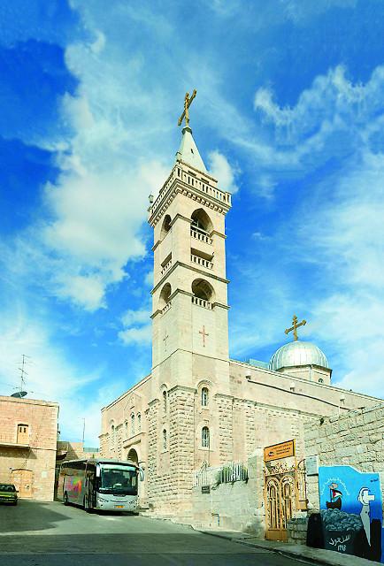Храм святителя Николая в Бейт-Джале