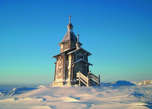 Храм Святой Троицы в Антарктиде – патриаршее подворье Троице-Сергиевой Лавры