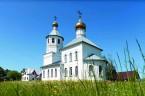 Никольский храм в селе Тишково