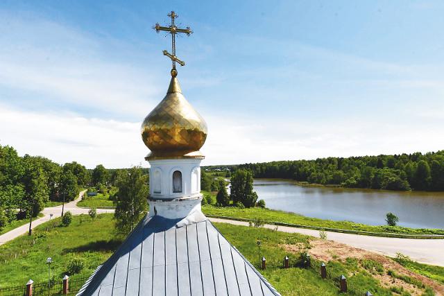 Село Тишково