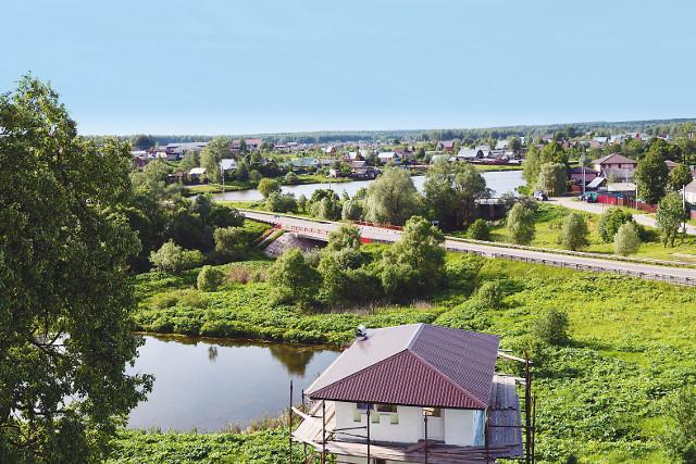 Село Ельдигино