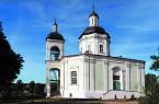 Троицкий храм в селе Ельдигино